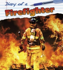 Firefighter, Hardback Book