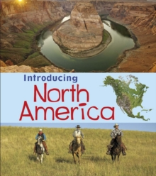 Introducing North America, Hardback Book