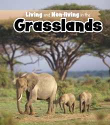 Living and Non-living in the Grasslands, Paperback / softback Book