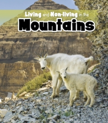 Living and Non-living in the Mountains, Paperback Book