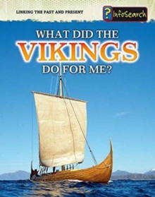 What Did the Vikings Do for Me?, Paperback Book