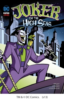 Joker on the High Seas, Paperback Book