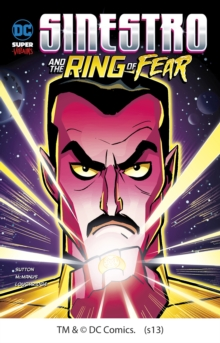 Sinestro and the Ring of Fear, Paperback Book