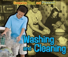 Washing and Cleaning : Comparing Past and Present, Hardback Book