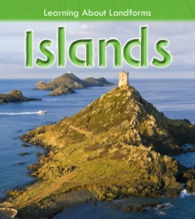 Islands, Paperback / softback Book