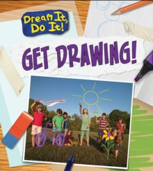 Get Drawing!, Hardback Book