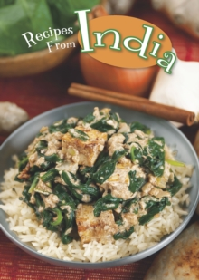 Recipes from India, Paperback / softback Book