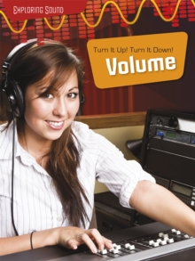 Turn It Up!; Turn it Down!: Volume, Paperback / softback Book