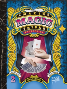 Amazing Magic Tricks: Apprentice Level, Paperback Book