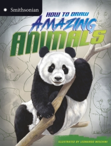 How to Draw Amazing Animals, Paperback Book