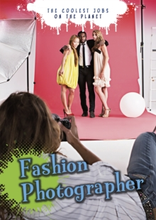 Fashion Photographer, Paperback / softback Book