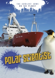 Polar Scientist, Paperback Book