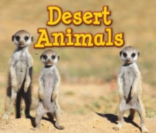 Desert Animals, Hardback Book