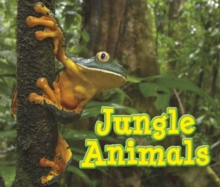 Jungle Animals, Paperback Book