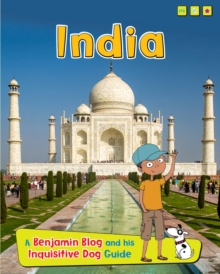 India : A Benjamin Blog and His Inquisitive Dog Guide, Paperback / softback Book