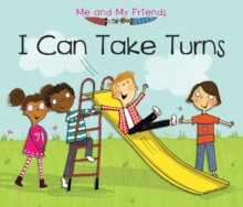 I Can Take Turns, Paperback Book