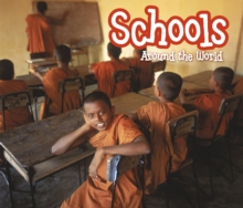 Schools Around the World, Paperback Book