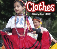 Clothes Around the World, Paperback Book