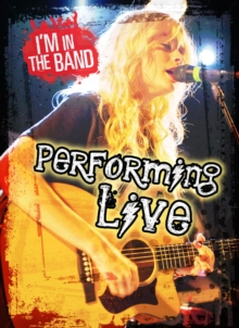 Performing Live, Paperback / softback Book