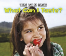 What Can I Taste?, Hardback Book
