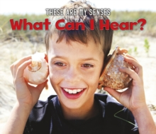 What Can I Hear?, Paperback Book