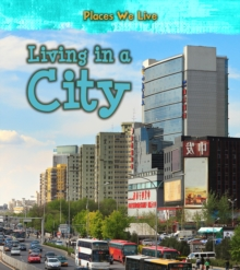Living in a City, Paperback / softback Book