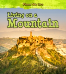 Living on a Mountain, Paperback / softback Book