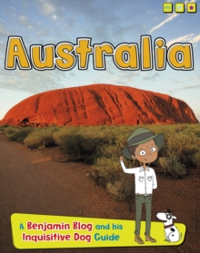 Australia : A Benjamin Blog and His Inquisitive Dog Guide, Paperback / softback Book