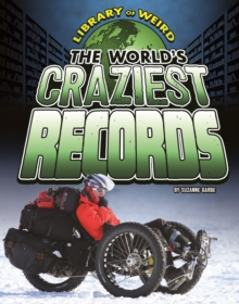 The World's Craziest Records, Hardback Book