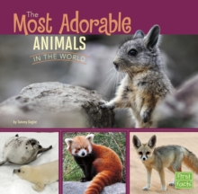 The Most Adorable Animals in the World, Hardback Book