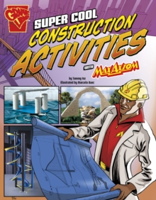 Super Cool Construction Activities with Max Axiom, Paperback / softback Book