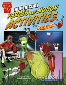 Super Cool Forces and Motion Activities with Max Axiom, Paperback Book