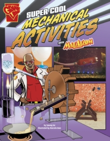 Super Cool Mechanical Activities with Max Axiom, Paperback / softback Book