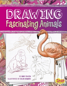 Drawing Fascinating Animals, Hardback Book