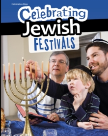 Celebrating Jewish Festivals, Paperback / softback Book