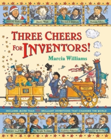 Three Cheers for Inventors!, Paperback / softback Book
