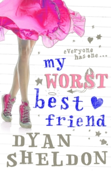 My Worst Best Friend, Paperback Book