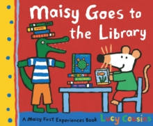 Maisy Goes to the Library, Paperback Book