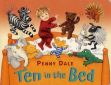 Ten in the Bed, Board book Book