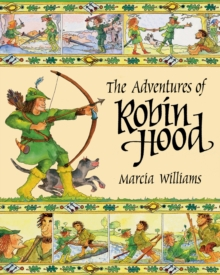 The Adventures of Robin Hood, Paperback / softback Book