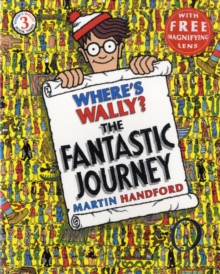 Where's Wally? The Fantastic Journey, Paperback Book