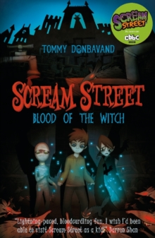 Scream Street 2: Blood of the Witch, Paperback Book