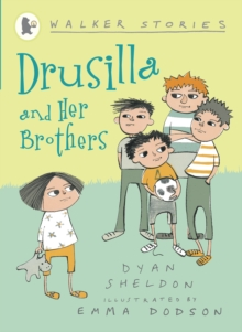 Drusilla and Her Brothers, Paperback Book