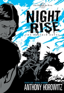 Power of Five: Nightrise - The Graphic Novel, Paperback / softback Book