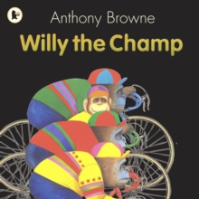 Willy the Champ, Paperback Book