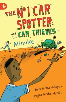 The No. 1 Car Spotter and the Car Thieves, Paperback Book