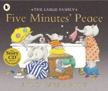 Five Minutes' Peace, Mixed media product Book