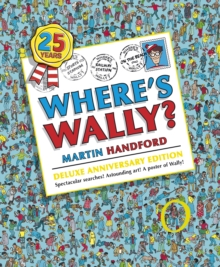 Where's Wally?, Hardback Book