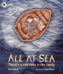 All at Sea : There's a New Baby in the Family, Paperback Book