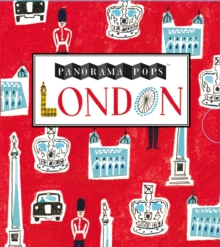 London: Panorama Pops, Hardback Book